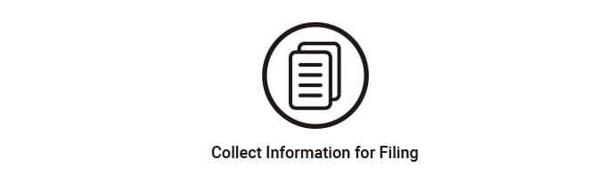 Step 1 of ISF filing: collect the information required for ISF