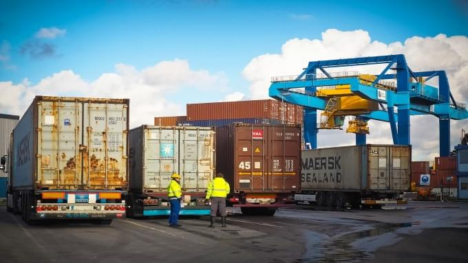 Internet of Things makes container tracking easier